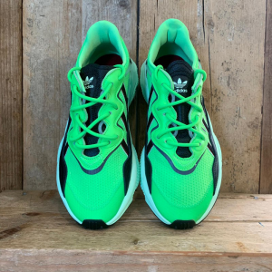 Scarpa Adidas Ozweego Verde Fluo