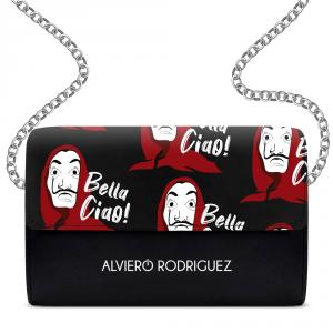 Borsa a tracolla Alviero Rodriguez BELLA CIAO CATIA BLC Unico