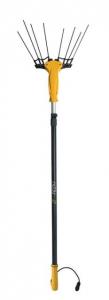 Scuotitore elett. 12v Volpi Olytech Essential 455L cm.210/310 asta telescopica