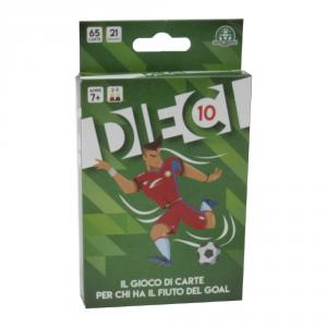 Dieci -  Rivivere una Vera Partita di Calcio, 65 Carte