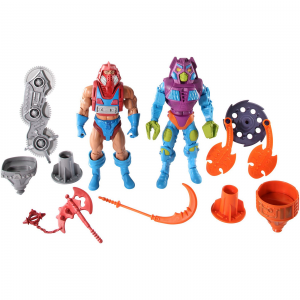 Masters of the Universe Classics: ROTAR vs TWISTOID
