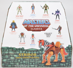 Masters of the Universe Classic: STRIDOR
