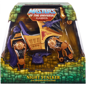 Masters of the Universe Classics: NIGHT STALKER
