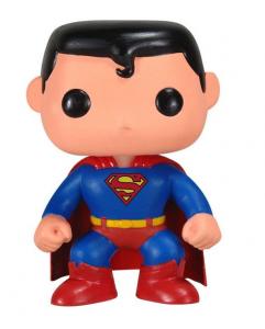 Funko Pop 07: Superman Dc Universe - Loose -