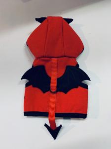Croci Pettorina Tricky Diablo Speciale Halloween!