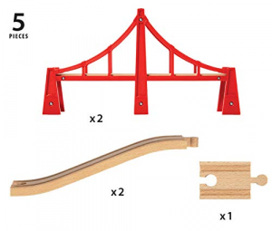 Brio - Ponte Sospeso a Due Campate, 33683