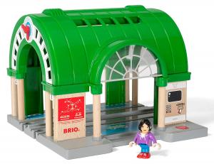 Brio- Giocattolo Stazione Centrale, 33649