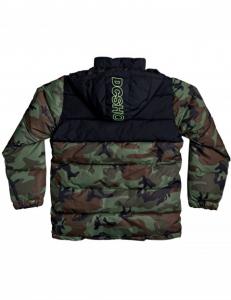 Giacca DC Straffen Camouflage