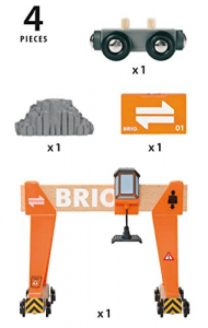 Brio-Gru a Ponte, 33732