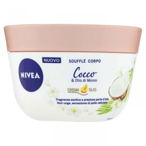 Nivea Soufflè Corpo Cocco e Olio Monoi 200 ml