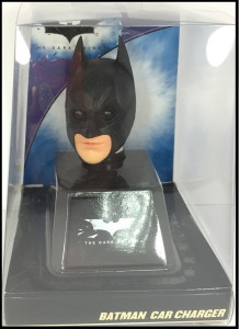 Batman Collectible Bust Car mounted charger