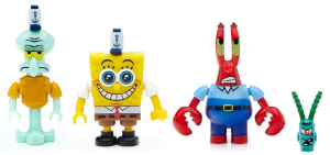 Mega Bloks 94613: Spongebob The Krusty Krab