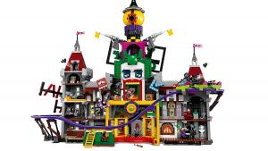Lego 70922 Batman Movie: Il maniero di The Joker™