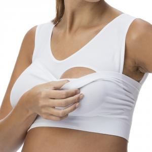Reggiseno allattamento a fascia removibile