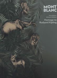 Penna Montblanc Hommage à Rudyard Kipling Edizione Limitata - Writers Edition