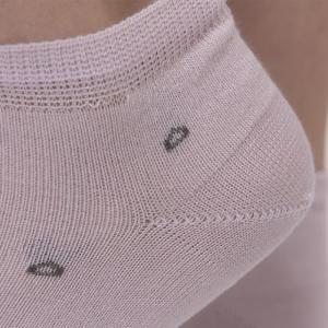 Calzini corti fibra di eucalipto rosa
