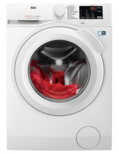 AEG L6FBI741 lavatrice Libera installazione Caricamento frontale Bianco 7 kg 1400 Giri/min A+++
