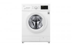 LG FH2J3TDN0 lavatrice Libera installazione Caricamento frontale Bianco 8 kg 1200 Giri/min A+++-30%