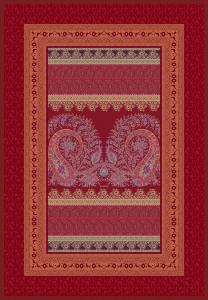 Bassetti Granfoulard Plaid original gift Idea 135x190 cm in box RECANATI R1