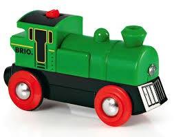 Brio - locomotiva a batteria, 33595
