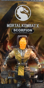 Savage World Mortal Kombat: SCORPION Limited Edition