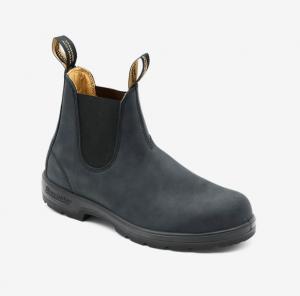 Boot uomo BLUNDSTONE STYLE 587 RUSTIC BLACK