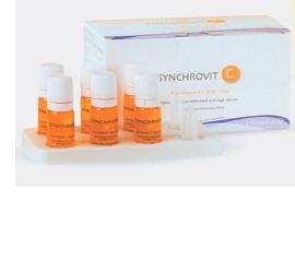 SYNCHROLINE SYNCHROVIT C 6 FLACONCINI DI SIERO LIPOSOMALE CONCENTRATO ANTIRUGHE