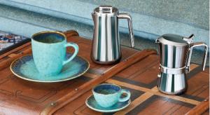 GIANNINI TAZZINA CAFFE' VERDE LINEA TERRE LONTANE 27415