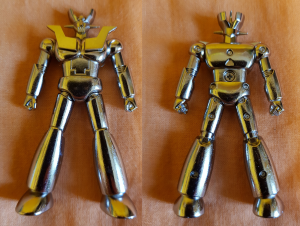 Absolute Chogokin: Mazinger Z ver. Silver