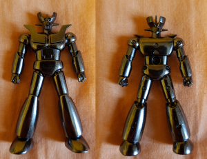 Absolute Chogokin: Mazinger Z ver.Black