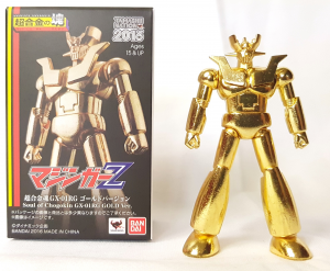 Absolute Chogokin: Mazinger Z ver.Gold