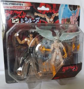 Devilman Microman by Takara