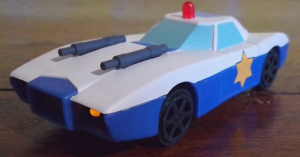 Mach Patrol from Daitarn 3 by Yamato Video