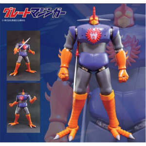Dynamite Action LTD Great Mazinger: Insect Warrior Beast General Scarabeth