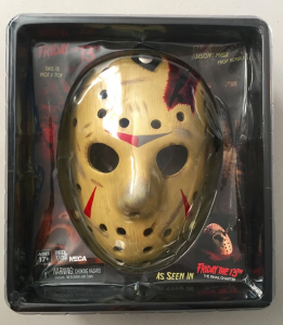 FRIDAY 13th part 4 JASON Mask Replica