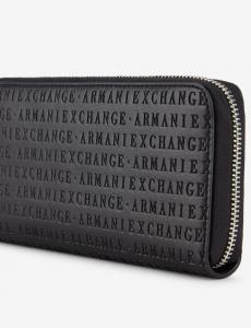 Portafoglio donna ARMANI EXCHANGE con zip