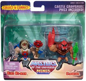 Masters of the Universe Minis: 1° serie 2013 - Collezione Completa