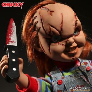 Chucky: Movie Replica - Child´s Play Bride of Chucky Talking Good Guys