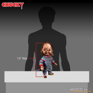 Chucky: Movie Replica - Child´s Play Bride of Chucky Talking Good Guys