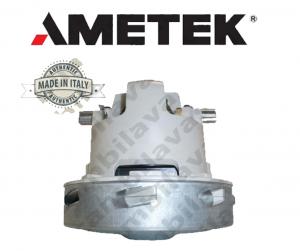 Motore aspirazione AMETEK ITALIA che può sostituire 063700010 per lavapavimenti e aspirapolvere
