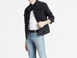 Giubbino jeans uomo LEVI'S TRUCKER JACKET