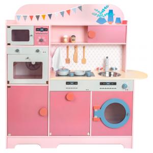 Cucina per bambini rosa Buongustaio