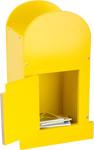 Cassetta della posta con accessori