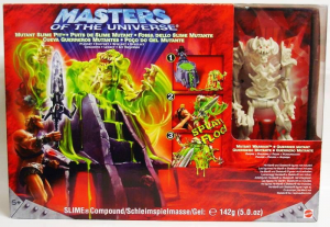 Masters of the Universe 200X: Mutant Slime Pit playset