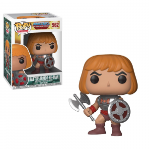 Funko Pop 562: BATTLE ARMOR HE-MAN  Masters of the Universe