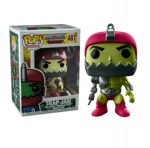 Funko Pop 487: TRAP JAW Masters of the Universe