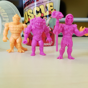 Masters of the Universe m.u.s.c.l.e. Wave 1 (muscle)