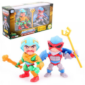 Masters of the Universe (the Loyal Subjects) 2 PACK Stratos & Man-At-Arms