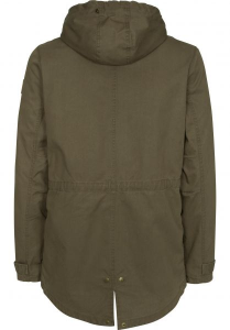Giacca Element Roghan Canteen Green