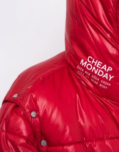 Giacca Cheap Monday W Sleeping Coat